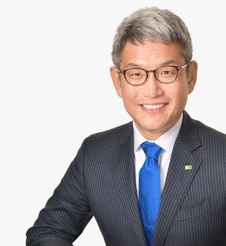 PHBDesign株式会社代表取締役社長狭間研至の挨拶です。