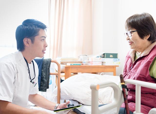 薬剤師の介護施設単独訪問